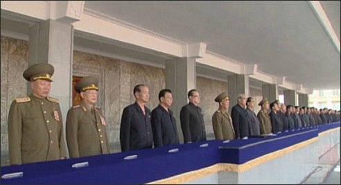 N Korea-mil & gov officials