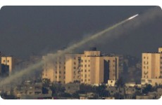 Gaza rocket launch.jpg