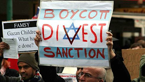 Europe-Morally Rotten BDS