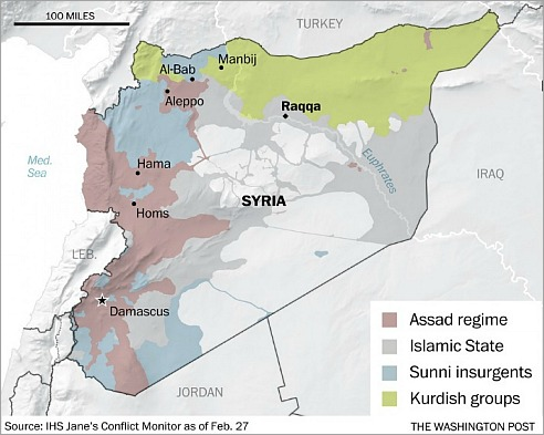 Syria-Marines deploy-Map