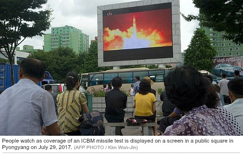 NKorea-watching launch coverage