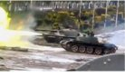 Syria-army uses human shields on tanks.jpg
