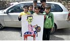 Syrian kids 'analyzing' Obama.jpg