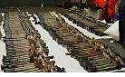 Iranian arms shipment to Yemen