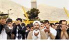 Iran-students praying at Isfahan nuke plant.jpg