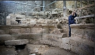Western Wall-ancient Roman theater-like