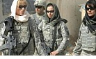 US female soldiers & hijabs