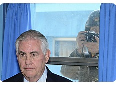 Tillerson-North Korea