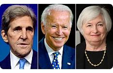 Biden-Kerry-Yellen