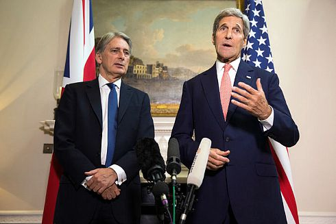 Kerry & British FM