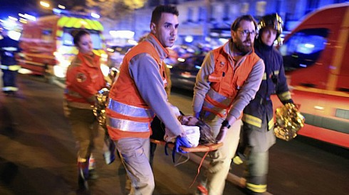 Paris-terrorist attack